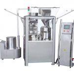 Pudra doldurmaq üçün avtomatik kapsul doldurucu kapsul doldurma maşını