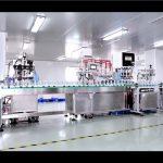 Avtomatik krem doldurma və qapma maşını