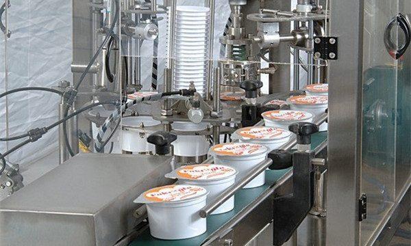 Avtomatik Dondurma Kuboku Doldurma Mastikası