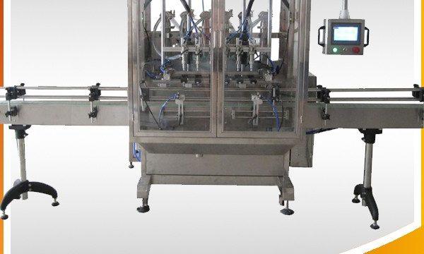 Avtomatik zeytun yağı və krem və maye doldurma maşını