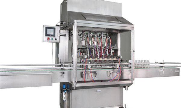 Professional İstehsalçı avtomatik mavi cem doldurma maşını