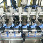 6 başlıq avtomatik mühərrik yağı doldurma maşını