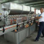 200-1000ml Avtomatik soya sousu doldurma maşını