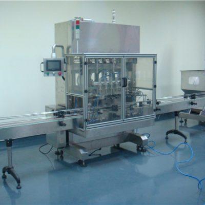 50ml-250L Avtomatik yemək yağı doldurma maşınları