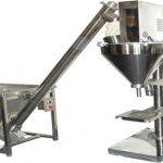 Yarım avtomatik Pudra Doldurucu Quru Pudra Doldurma Maşın
