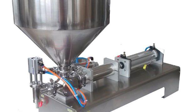 Fabrika Qiyməti Manual Pnevmatik pasta doldurma maşını